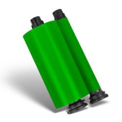 Leaf Green Resin Ribbon