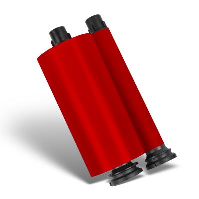 Intense Red Resin Ribbon