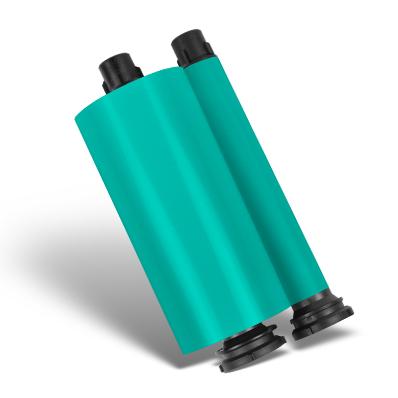 Hot Turquoise Resin Ribbon