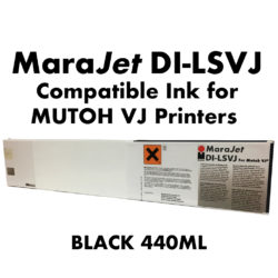 MaraJet Mutoh Black INK