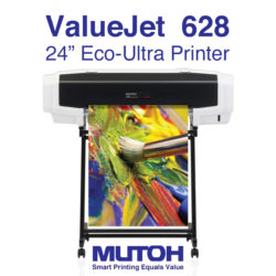 Mutoh ValueJet 628 Printer