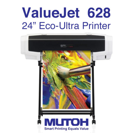 Mutoh ValueJet 628 Printer