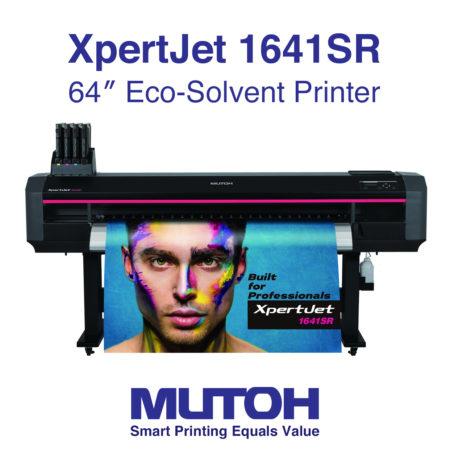 Mutoh XpertJet 1641SR Printer
