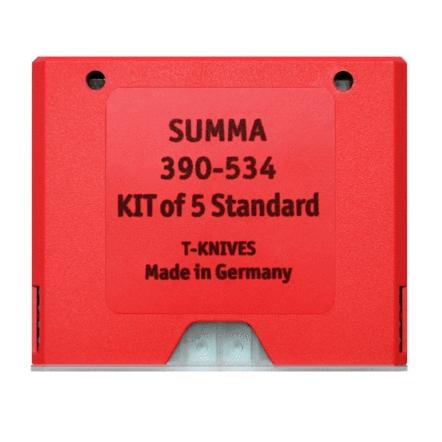 Summa 390-534 blades