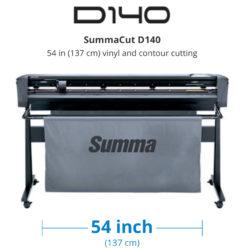 Summa D140 Vinyl Cutter