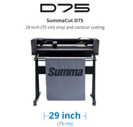 SummaCut D75 Vinyl Cutter