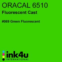 6510 Fluorescent Green 069