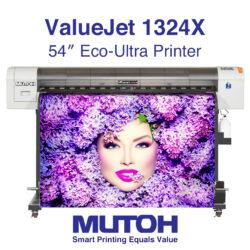 Mutoh ValueJet 1324X
