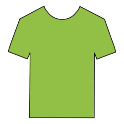 DIGI-HTV Light Green heat transfer vinyl