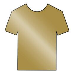 DIGI-HTV Gold Metallic heat transfer vinyl